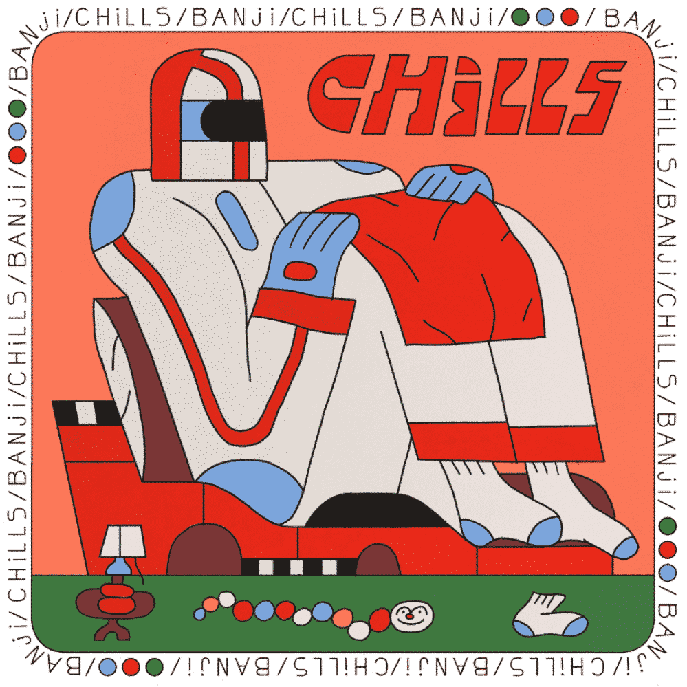chills is out now!